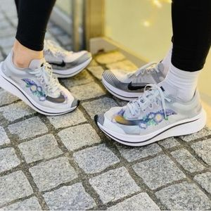 Nike Zoom Fly Sp floral graphic running shoes 11